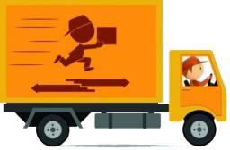 Agregamos veículos para transporte e distribuição de mercadorias