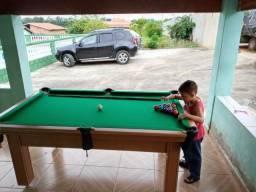 Mesa de Bilhar Tentação Campo de Jogo em MDF 1,93 x 1,18