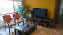 Apartamento com 3 dormitórios à venda, 111 m² por R$ 595.000,00 - Grajaú - Rio de Janeiro/