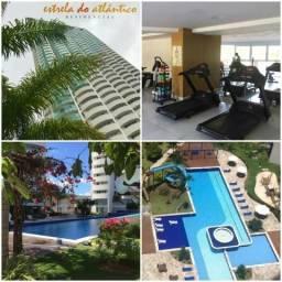 Estrela do Atlântico Residencial - Apartamentos de 2 quartos em Ponta Negra
