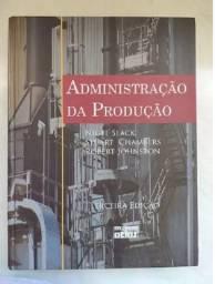 Livro administração da produção - N Slack - S Chambers - R Johnston