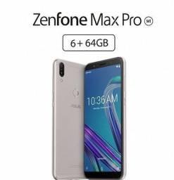 Asus ZenFone Max Pro (M1) 64GB/4GB novo, fechado, na garantia