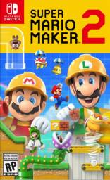Super Mario Maker 2 - NSwitch