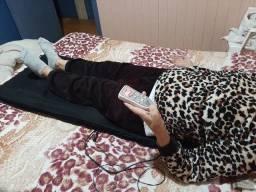 Colchonete massageado automático apenas 200 reais