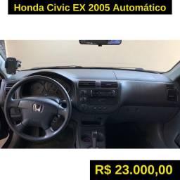 Honda Civic 2005 automático