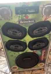 Caixa residencial Heineken Top!