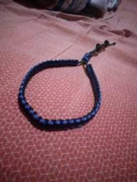 Kruang azul escuro ponta preta