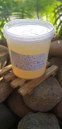 Base Glicerina 1kg V&G Transparente para Sabonete