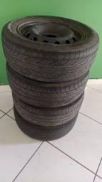 Rodas de ferro Peugeot