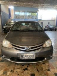Etios Hatch 1.5 XS unico dono 2015