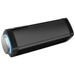 Speaker Philips Shoqbox SB7100 8 watts RMS com Bluetooth Bateria 1.500 mAh - Preto
