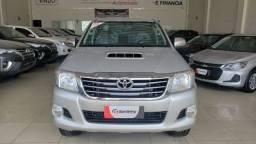 Hilux Cd Srv 3.0 Turbo 4X4 Diesel 2013