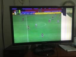 Vendo Tv Sasmung Syncmaster T27A550 (27 pol Tela quebrada no canto)