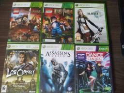 Jogos Xbox360 - Valores na descrição