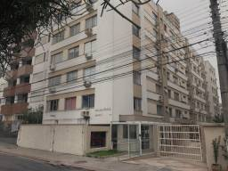 Apartamento para aluguel 2 quartos mais dependência e garagem no Centro, Florianópolis