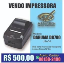 Impressora Daruma DR700 Usada
