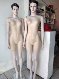 Manequins completo