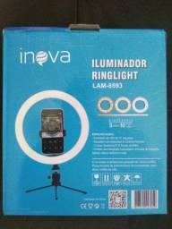Ring Ligth INOVA 20cm -entrego- Aceito Cartão