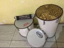 Kit percussão completo