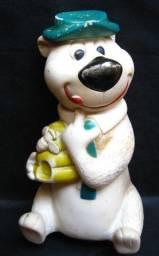 Zé Colmeia antigo boneco do personagem de desenho animado