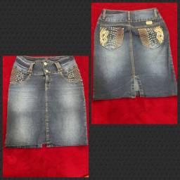 Saias Jeans