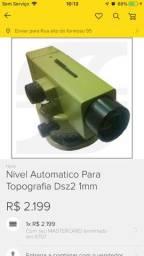 Nível Automático