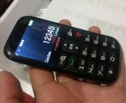 Celular IDOSO simples fácil ótima bateria