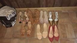 Sapatos lindos! Leia a descrição
