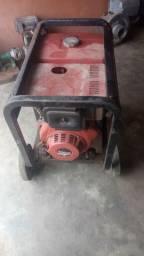 Gerador Solda 7,5kva Diesel