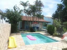 Casa 4 quartos (1 suíte) com piscina em condomínio a venda, 161 m² por R$ 450.000 - Praia