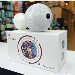 Lâmpada com câmera de Segurança Discreta