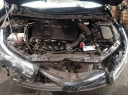 Motor do Corola XEI 2.0 e as Portas