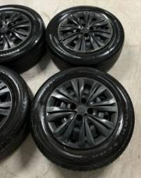 Rodas aro 15 de ferro Volkswagen