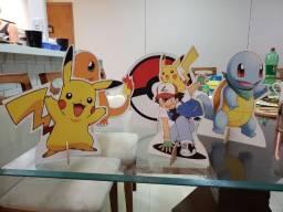 Decoração de festa Pokemon