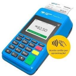 Maquineta point pro2 mercado pago imprime