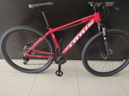 Bicicleta aro 29 shimano 21 marchas