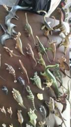 Coleção de dinossauros da editora salvat