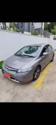 Honda Civic 2007 lxs 1.8 automático