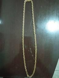 Corrente Cartier Banhada a ouro 18k
