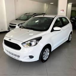 Ka SE 2017/2018 Completo, revisado na Ford !