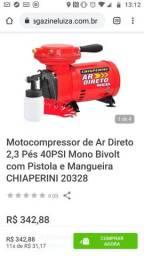 Compressor de ar 40PSI