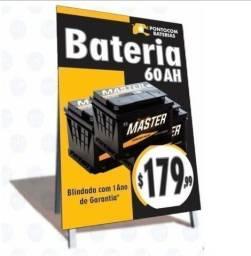 Bateria Automotiva Baterias