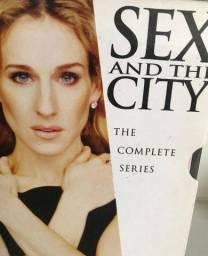 Box dvd série completa Sex And The City