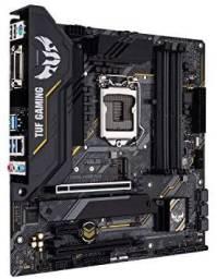 ASUS<br><br>4,5 de 5 estrelas17Análises<br><br>Placa Mãe Asus Intel 1200 TUF GAMING B460M-PLUS