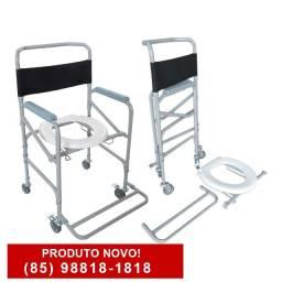 Cadeira de Banho e Higiene da Dellamed *