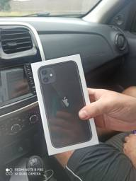 iPhone 128 Black novo