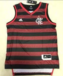 Camisa do Flamengo Versão Basquete