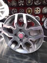 Rodas Fiat Idea aro 14''