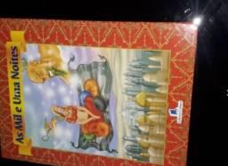 GP) 500 livros infantis Mil e Uma Noites (Editora Leitura) - capa dura