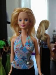 Barbie mattel antiga